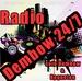Radio Dembow 24k Logo