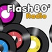 Flash80' Radio Logo