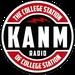 KANM Student Radio Logo