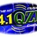 941 QZK - WQZK-FM Logo