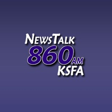 NewsTalk 860 AM  - KSFA