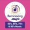 Reminiscing Music Logo