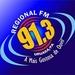 Rádio Regional FM Uruará Logo