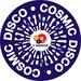 F-Radio GR - Cosmic Disco Logo