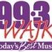 99.3 WAJK - WAJK Logo