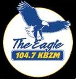 The Eagle - KBZM