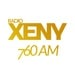 Radio XENY 760 AM - XENY Logo