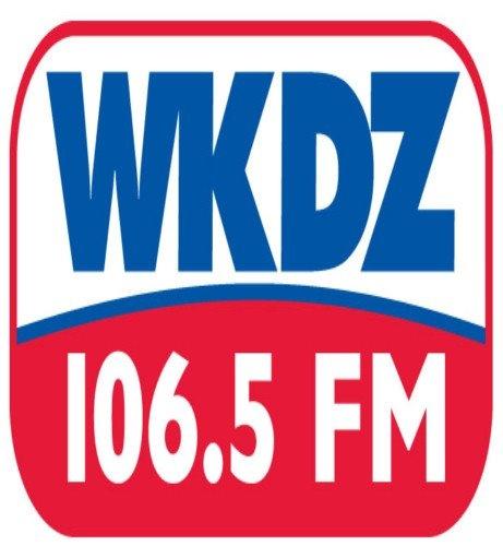 106.5 WKDZ - WKDZ-FM