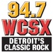 Detroit's Oldies HD2 - WCSX-HD2 Logo
