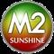 M2 Radio - M2 Sunshine Logo