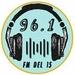 FM del 15 Logo