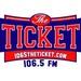 ESPN 106.5 The Ticket - WTOD Logo