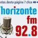 Horizonte FM 92.8 Logo