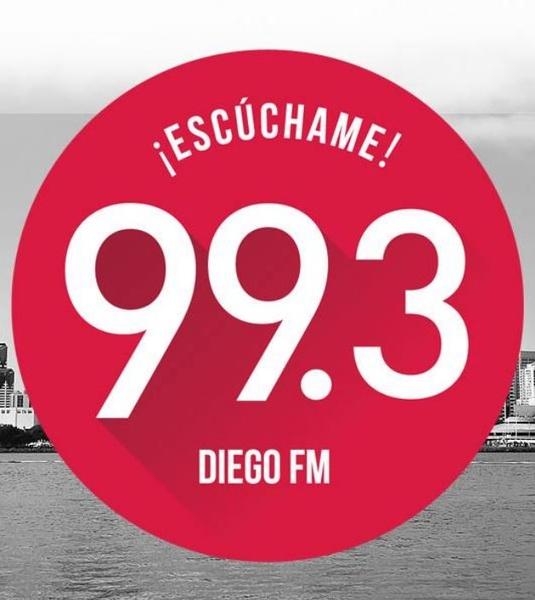 Diego 99.3 - XHOCL