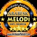 Arabesk Melodi FM Logo