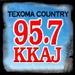 KKAJ-FM Logo