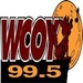 Coyote Country 99.5 - WCOY Logo