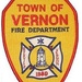 Town of Vernon Fire Logo