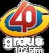 Radio 40 Graus Fm Logo