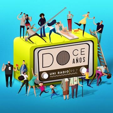 Uni Radio 99.7 - XHUAX