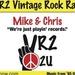 WLFC - VR2 Vintage Rock Radio Logo