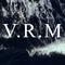 Vertical Radio Montpellier (VRM) Logo