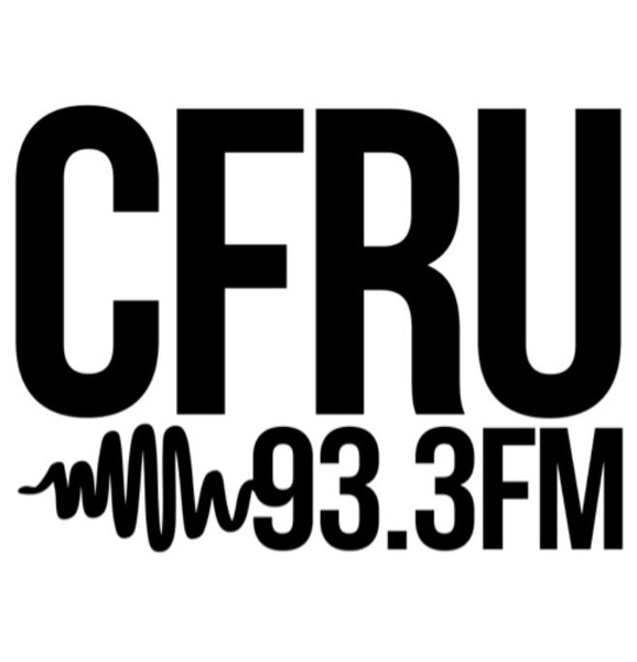 CFRU 93.3 FM - CFRU-FM