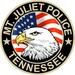 Mt Juliet Police Department Logo