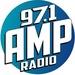 97.1 AMP Radio - KAMP-FM Logo