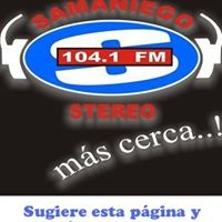 SAMANIEGO ESTEREO 104.1 FM