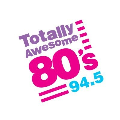 94.5 Totally Awesome 80s - KTSO-HD2