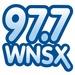 Star 97.7 - WNSX Logo
