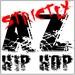Strictly AZ Hip Hop Logo