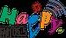 微微笑廣播網 - 歡喜之聲 105.5 Logo
