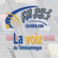 FM 93,1 CKVM - CKVM-FM