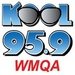 Lites 96 - WMQA-FM Logo