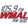 WMAL - WMAL-FM Logo
