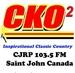 CKO2 - CJRP-FM Logo