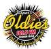 Oldies 101.5 FM - W268BM Logo