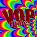 Voice of Paso - VOP Oldies Logo