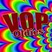 Voice of Paso - VOP Oldies Logo