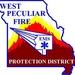 West Peculiar, MO Fire, EMS Logo