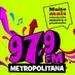 Metropolitana FM Arapiraca 97.9 Logo
