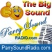 Parry Sound Eastern Shores Radio Logo