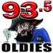 Pirate Radio 93.5 FM Logo