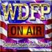 WDFP - Restoring America Radio Logo