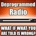 Deprogrammed Radio Logo