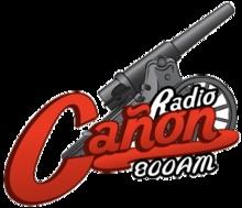 Radio Cañon 800 - XEROK