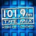 101.9fm The MIX - WTMX  Logo