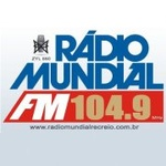 Rádio Mundial Recreio Logo